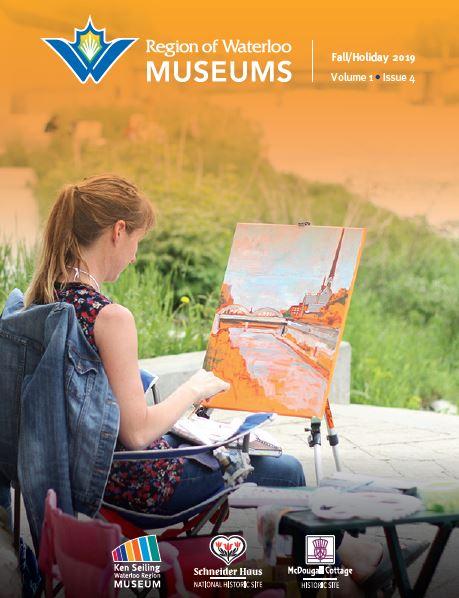 Row Museums Fall/Holiday 2019 Magazine
